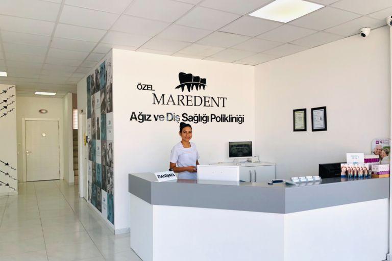 Maredent dental clınıc Antalya