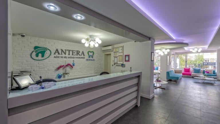 Antera dental clinic Antalya