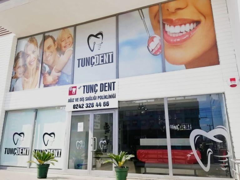 Tunch Dent clinic Antalyta