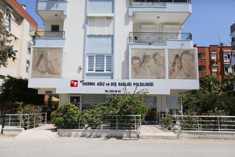 Hurma dental clinic Antalya