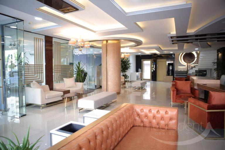 Med & Dent Dental Clinic Antalya